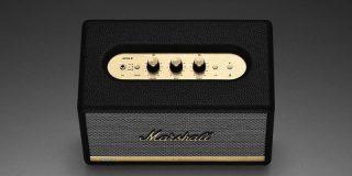マーシャル、ギターアンプ風スマートスピーカ発売へ-まずAmazon対応、年内にGoogle - CNET