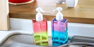 食器洗剤「ジョイ」「除菌ジョイ」の比重の違いを利用してインスタ映えする洗剤を作る「カラフルジョイ」が流行中「これがほんとのエンジョイ」 - Togetter