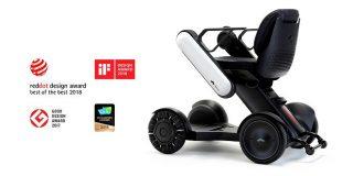 車椅子型パーソナルモビリティのWHILLが50億円調達、B向け新事業や自動運転機能を準備中 | TechCrunch