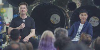 ゾゾタウン前澤友作、イーロンマスクの宇宙船で月へ。2023年に : IT速報