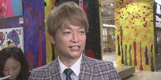 香取慎吾さんがパリで初の個展 | NHKニュース