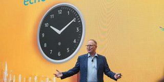 Amazon、ハードウェアイベントでEcho掛け時計発表-Alexaがいたるところにやってくる | TechCrunch