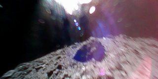 「はやぶさ2」から分離のローバーが「リュウグウ」に着地。世界初の小惑星上移動探査に成功 - Engadget