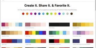 こんな色の組み合わせもあるんだ!さまざまなテーマに合ったカラーパレットがまとめられた -SchemeColor | コリス