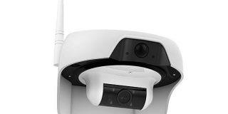 太陽光とWi-Fiで完全ワイヤレス!永続動作するWi-Fiカメラのホワイトモデル「DVR-SL1-W」 - INTERNET Watch