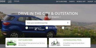 Gunosyがインドのオンラインレンタカー最大手「Zoomcar」に出資 | TechCrunch