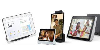 Google Home Hub vs. Amazon Echo Show 2 vs. Facebook Portal、それぞれの特長 | TechCrunch