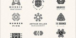 全部、無料フォント!曼荼羅(まんだら)デザインのロゴを簡単に作成できるフリーのベクター素材キット | コリス