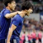 【海外の反応】「日本が止まらない」日本代表、4ゴールを奪いウルグアイに勝利!森保ジャパン無傷の3連勝! | NO FOOTY NO LIFE