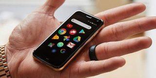 「Palm Phone」正式発表。3.3インチサイズの小型Androidスマートフォン - Engadget
