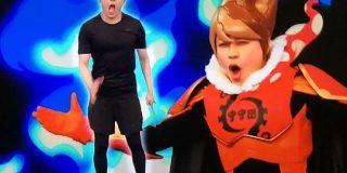 Tシャツパツパツ西川貴教がアホソングを歌って筋トレのレクチャーをしてくれるEテレ #マーヴェラスTVジム - Togetter