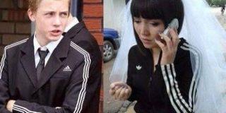 ロシアの「ヤンキー」はなぜ異常にadidasのトラックスーツを好むの?→そこにはモスクワオリンピック当時…ソ連時代の哀愁を感じるエピソードがあった - Togetter