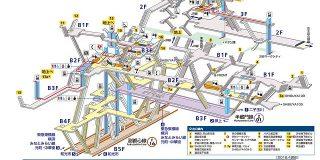 新宿駅より渋谷駅が迷宮とか言ってる奴:キニ速