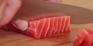 見た目も味も超リアル!マグロとサーモンの刺身そっくりなベジタリアン向け商品が登場していた(オランダ) : カラパイア