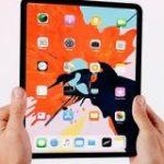 新iPad Pro発表 ホームボタンが消え狭額縁化 Face ID・USB-C搭載 – Engadget
