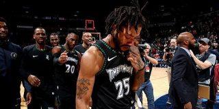 デリック・ローズの大活躍に、NBA選手が続々とお祝いメッセージをソーシャルメディアに投稿 | Sporting News