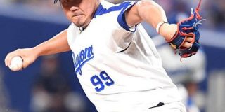 中日・松坂の来季背番号「18」に 今季は「99」 : なんJ(まとめては)いかんのか?