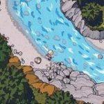 昔話「桃太郎」をドローン視点で追跡する絵本『空からのぞいた桃太郎』 – Togetter