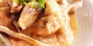 鮭にとろ~り♪「長芋あんかけ」を纏わせて | クックパッドニュース