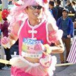 速すぎるプリキュアランナーが神戸マラソンに帰ってきた!陸連の登録を外れるも快走する姿が話題に – Togetter