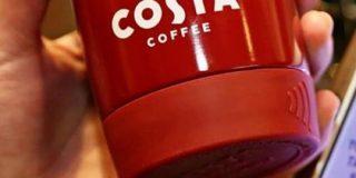 英コーヒーチェーンのCosta、決済機能付きカップを発売-カード会社と連携 - CNET
