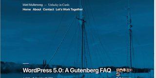 WordPress 5.0のGutenberg(グーテンベルグ)についてよくある質問集 | コリス