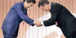 安倍首相「原監督の政界進出構想があった」 : なんじぇいスタジアム