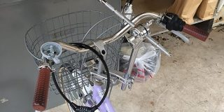 自転車のベルがないからってこの楽器で代用するのはどうかと…「なかなか独創的」「スティック常備しなきゃ」 - Togetter