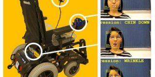 インテルなど、顔の表情で操作可能な車いす「Wheelie 7」四肢麻痺でも外出できる - CNET