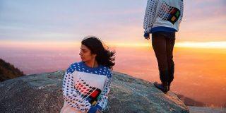 【画像】Windows公式さん、超絶ダサいセーターを誕生させてしまう:キニ速
