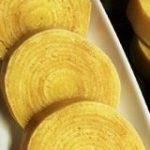 【HM×卵焼き器で】年輪がきれいな「バウムクーヘン」 | クックパッドニュース