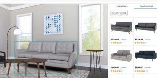 米アマゾンが家具のビジュアルショッピング体験を提供 | TechCrunch