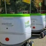 PepsiCo、スナックとドリンクの移動販売ロボットを大学で提供開始 – CNET