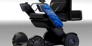 車椅子型モビリティのWHILLが自動運転システムを発表、2020年に公道での実用化目指す | TechCrunch