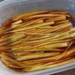 ご飯がすすむ魔法のおつまみ!ブロッコリーの芯を使った『無限ブロッコリー』の作り方 – Togetter