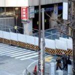渋谷の駅前が廃道になるようすを見に行く : デイリーポータルZ