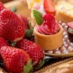 「花の香り」を感じるスイーツも登場!ホテルニューオータニ大阪「SWATi」コラボのいちごビュッフェがいよいよスタート! – isuta