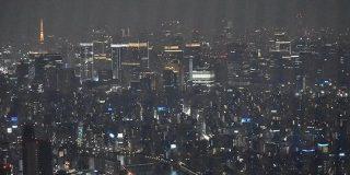 美しい夜景の写真、「この青く光るものが見えますか?」これ実は全部…「夜景撮影で一番困るのがこれ」 - Togetter