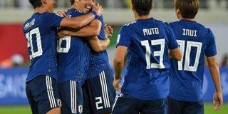 【海外の反応】「日本が本領を発揮した」日本代表、武藤と塩谷のゴールで逆転勝利!3連勝で首位突破 | NO FOOTY NO LIFE