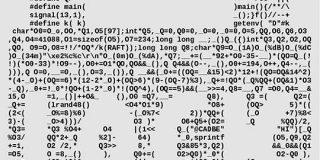 【大喜利】 #プログラミングマナー講師 「上司よりインテンドを浅くすることは失礼」「voidは虚無という意味で縁起が悪い」 - Togetter