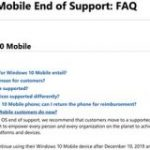 マイクロソフト「Windows 10 Mobile OSユーザーの皆様、iOSかAndroidへ移行してください」 : IT速報