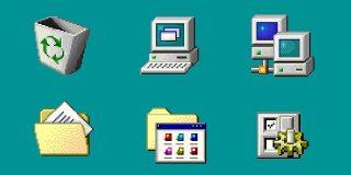 20年経っても色あせないWindows 98のアイコンを無料でダウンロード可能な「Windows 98 Icon Viewer」 - GIGAZINE