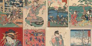 ゴッホの愛した日本の浮世絵アートコレクション500枚無料ダウンロード公開中 - PhotoshopVIP