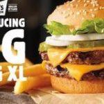 ビッグマックにそっくり!? バーガーキングが新メニュー『Big King XL』を無料で提供 | AdGang