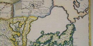 17世紀にイタリアで作られた日本付近の地図がめっちゃ面白い「異世界地図みたいでロマンある」 - Togetter