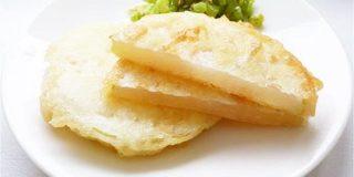 【主役級の美味しさ】「大根」は『天ぷら』にすると甘みが増してホクホクに! | クックパッドニュース