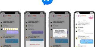 Facebookの「Messenger」に送信取り消し機能 10分以内なら可能に - CNET