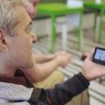 Googleがスマホ上で音声をリアルタイムでテキストに起こすアプリを聴覚障害者向けに開発 – GIGAZINE