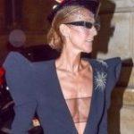 素肌にスーツの出で立ちのセリーヌ・ディオンさんが戸愚呂弟みたいに見えるっていうお話 – Togetter