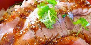 本日復活!なか卯『ローストビーフ重』の特盛を頼んだら肉の量がハンパなくて笑った | ロケットニュース24